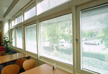 Astralux 2000 Venetian Blind Systems