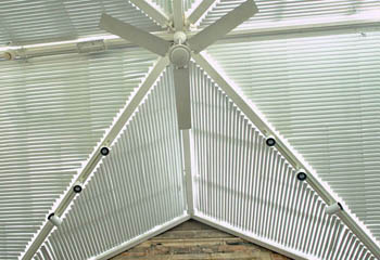 Astralux 6000 Internal and External Louvre Blind Systems