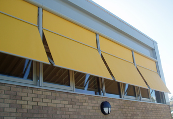 Astralux 7000 Awning Systems